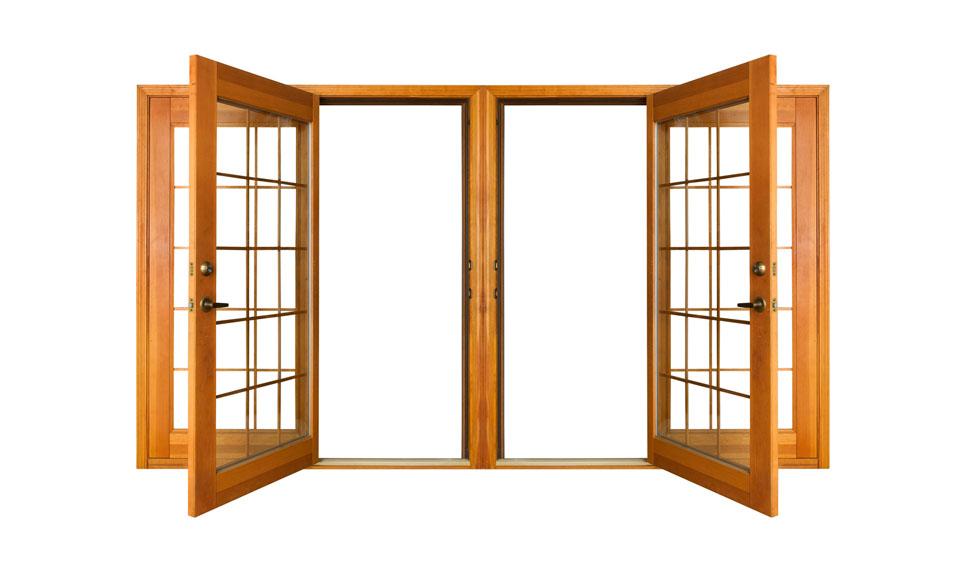New French Doors Boise